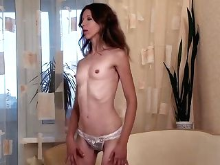 Aivha Has A Excellent Time With Her Hairy Cunt