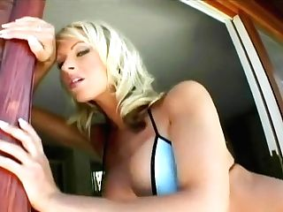 Platinum-blonde Mummy Gets Fucked In Underwear