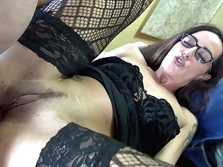 Sexy Anal Invasion Bellowing Manager Mummy