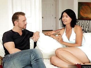 Dana Vespoli And Erik Everhard Have Real Romp