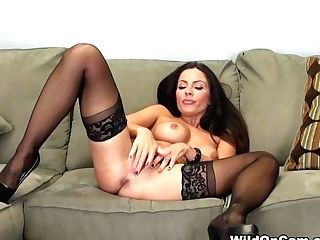 Horny Adult Movie Star Kirsten Price In Finest Fuck Sticks/playthings, Cougar Xxx Scene