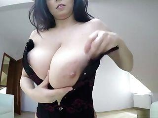 Amazing Hefty Natural Tits Five