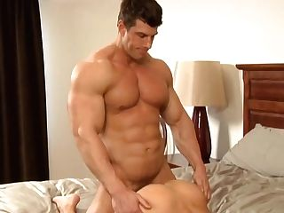 Zeb Atlas In Prime Circumcised Muscle #five Scene 1 - Bromo