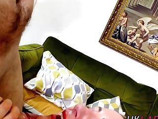 Classy Brit Cougar Whore Railing