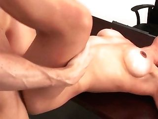 Nasty Tutor Cytherea Likes Railing Big Dick Right On The Table