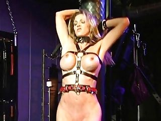 Sweetheart With Big Tits, Tied And Luved By Her  Mistress