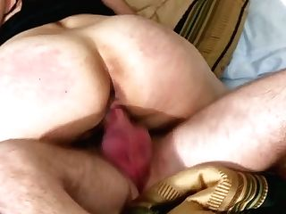Insatiable Tattooed Dark-haired Gf Rails Her Beau's Stiffy Face To Face