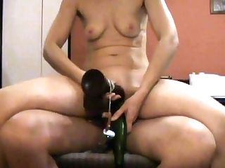 Wifey Love Double Penetration In Cooter