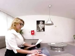 Vr Bangers-huge-chested Schoolteacher Katerina Hartlova Tempt And Suck Student